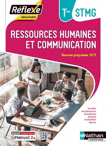 Ressources humaines et communication - Term STMG