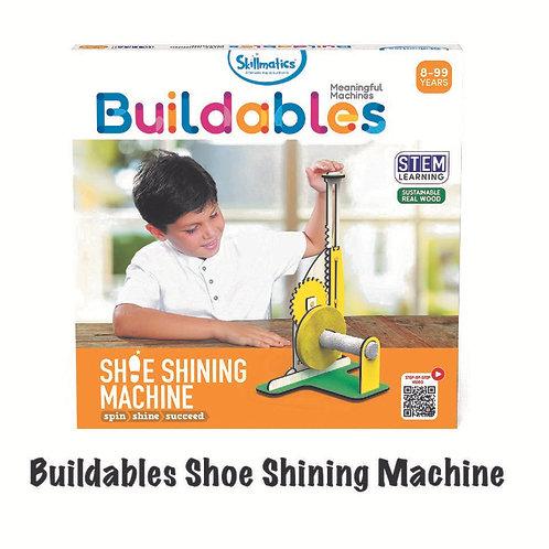 Buildables Shoe Shining Machine