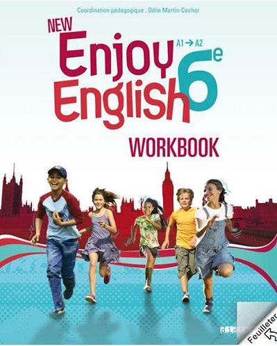 Anglais - New Enjoy workbook-(Didier)