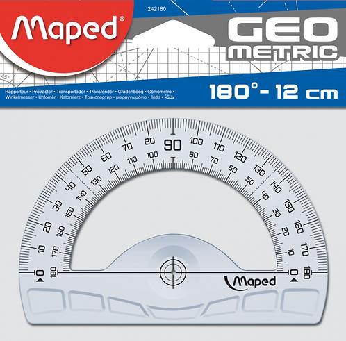 Maped Rapporteur Geometric 180/12cm Sachet