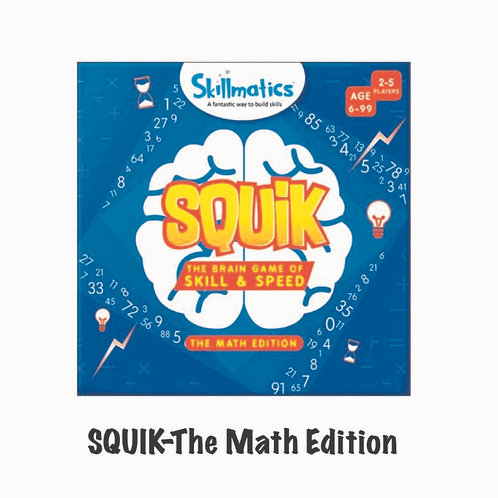 SQUIK-The Math Edition