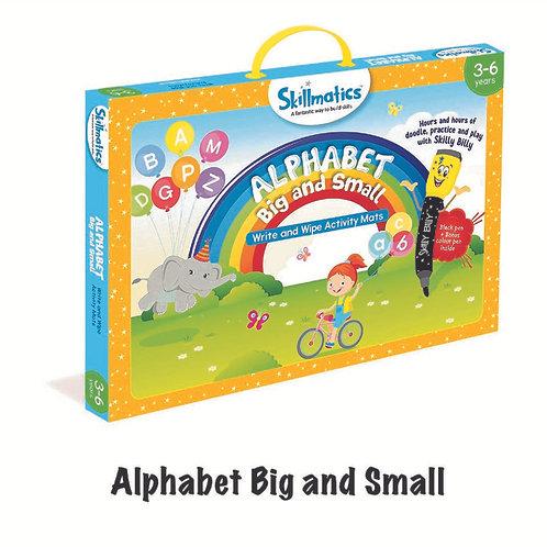 Alphabet Big and Small