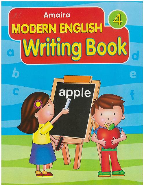 AMAIRA MODERN ENGLISH WRITNG BOOK PART 4