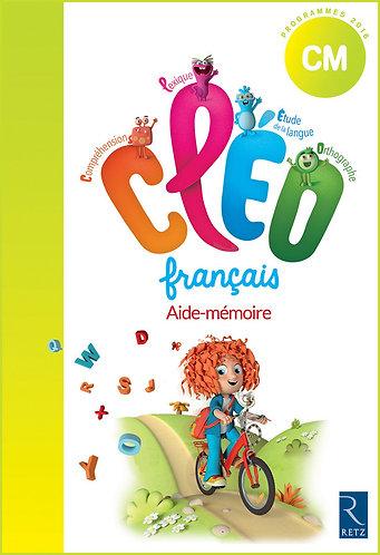 CLEO Français CM2  - Manuel  + Aide-mémoire