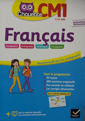 Francais CM1 - Hatier Soutien Primaire