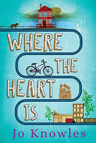 Wheretheheart is - Jo Knowles-Candlewick