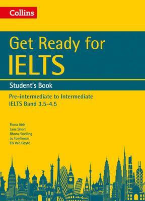 GET READY FOR IELTS: STUDENT�S BOOK (COLLINS ENGLISH)