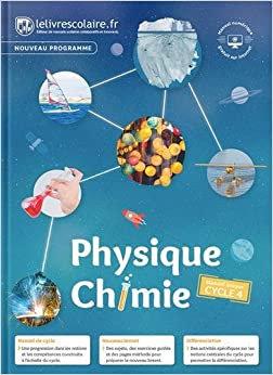 Physique-Chimie Manuels de Cycle 4