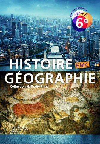 Histoire-Géographie-EMC cycle 3/ 6ᵉ