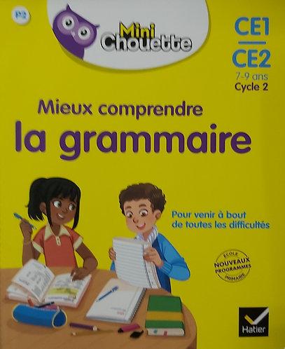 Mini Chouette - Mieux Comprendre La Grammaire CE1/CE2