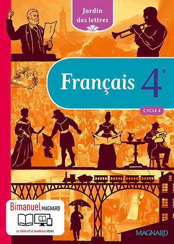 Français 4ᵉ / cycle 4 - Jardins des lettres