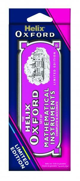 Helix Oxford Clash Maths Set Violet