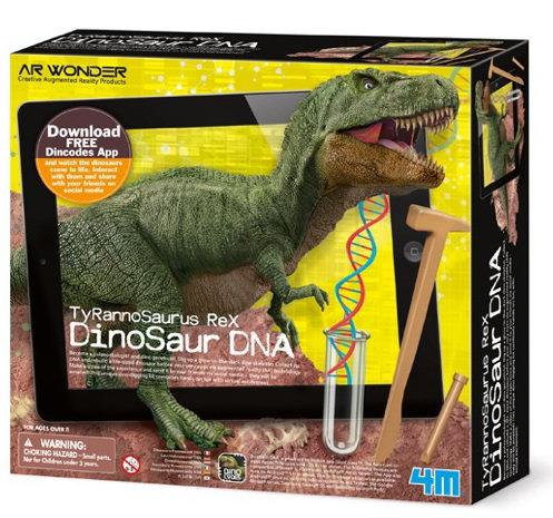 Tyrannosaurus Rex � Dinosaur DNA