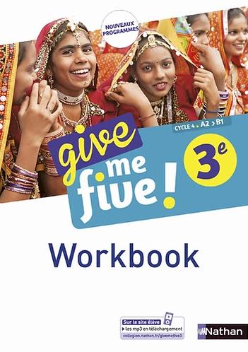 Anglais - Give me five workbook-(Nathan)