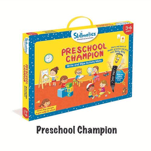 Preschool Champion