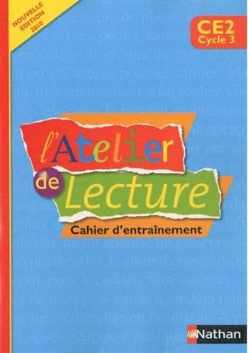 L'Atelier de Lecture CE2-(Nathan)
