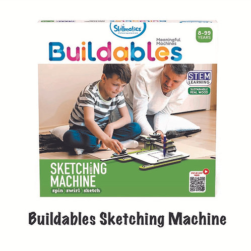 Buildables Sketching Machine