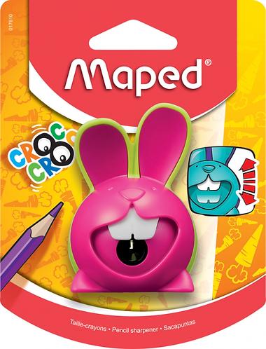 Maped Taille Crayon CROC CROC Innovation 1 trou