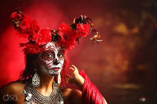Los mexicanos celebran la muerte