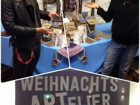 Atelier Schnittig goes WeihnachtsARTelier ...