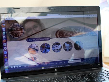 Designing... a webpage