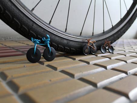 Fahrrad-Tag und 200 Jahre Fahrrad