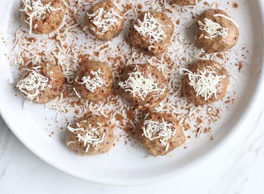 no-bake vanilla coconut cookies
