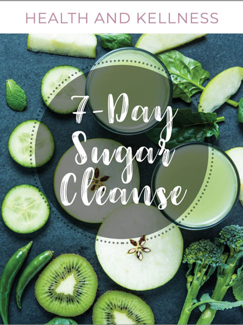 7-Day Sugar Cleanse