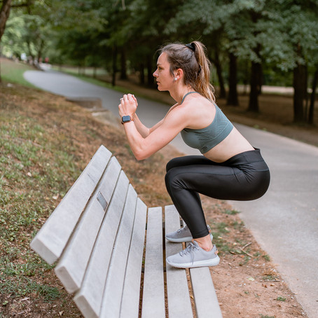 outdoor cardio workout