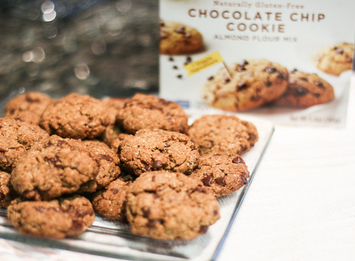 simple mills chocolate chip cookies