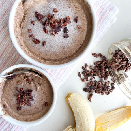 dairy-free chocolate chip ice cream