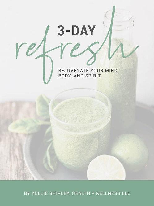 3-Day Refresh Program