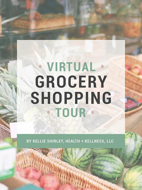 Virtual Grocery Shopping Tour