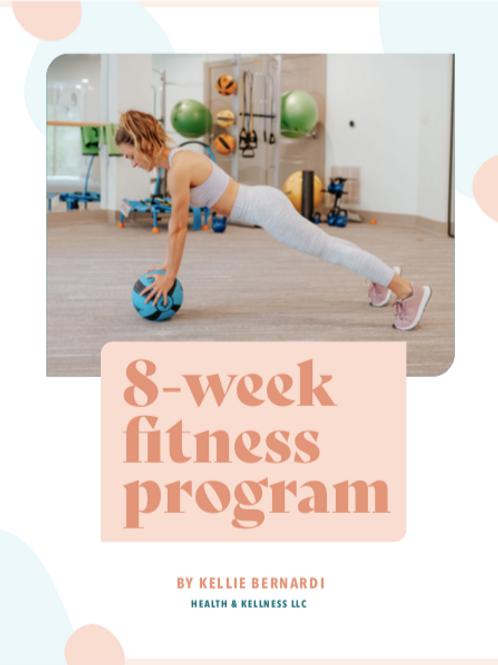 8-Week Fitness Program