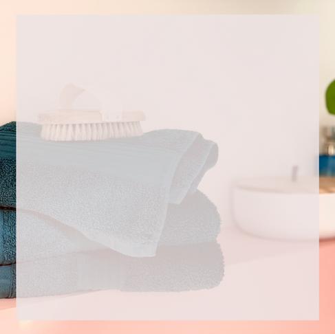 La couleur de vos serviettes de bain est terne? Délavée?..moche!