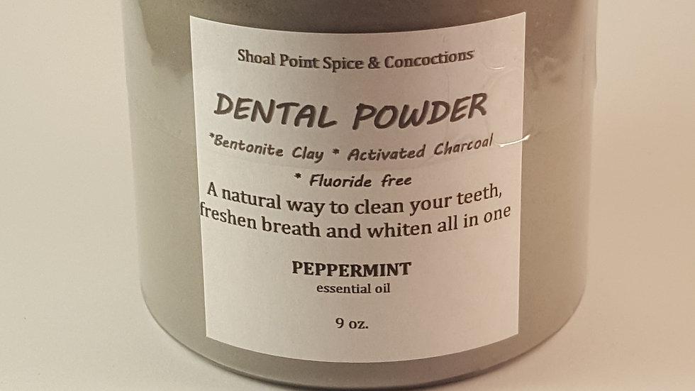 Dental Powder - Peppermint