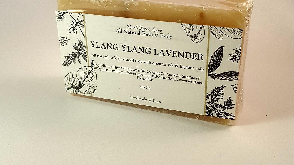 Ylang Ylang Lavender
