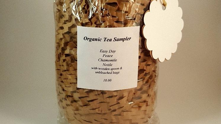 Organic Tea Sampler - Nettle
