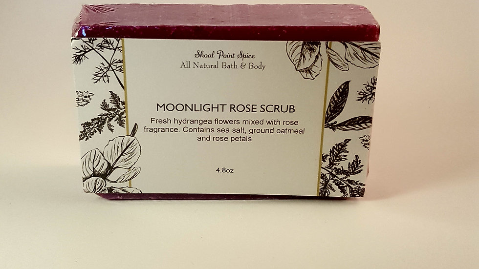 Moonlight Rose Scrub