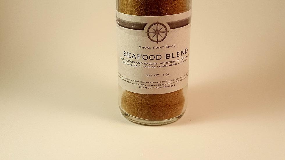 Seafood Blend
