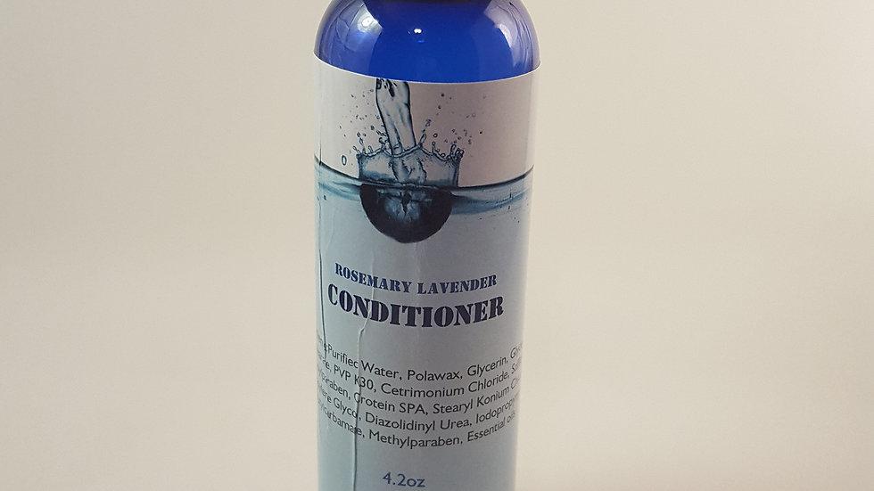 Conditioner sample size