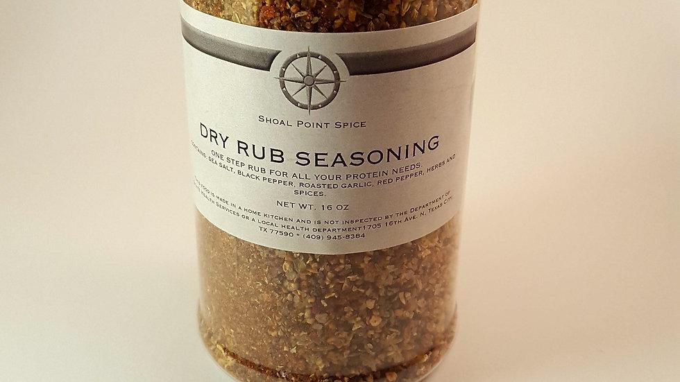 Dry  Rub Seasoning*
