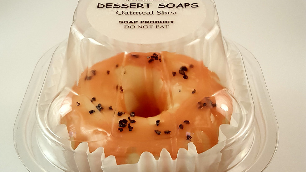 Dessert Soap - Oatmeal Shea - Watermelon fragrance