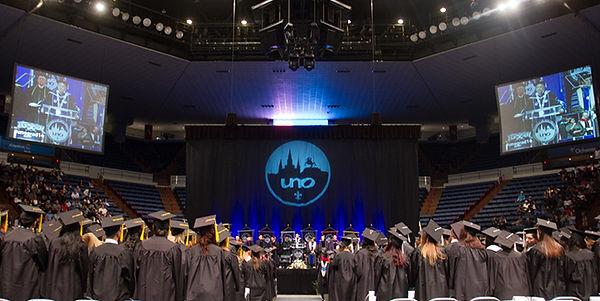 UNO graduation
