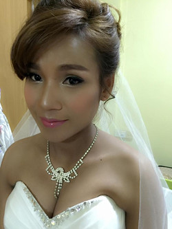 Wedding Makeup Artist Singapore TheLuckiestChick fidelis toh (19)
