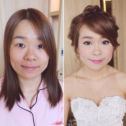 Wedding Makeup Artist Singapore TheLuckiestChick fidelis toh (5)