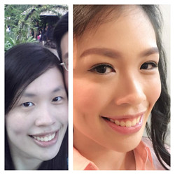 Wedding Makeup Artist Singapore TheLuckiestChick fidelis toh (10)