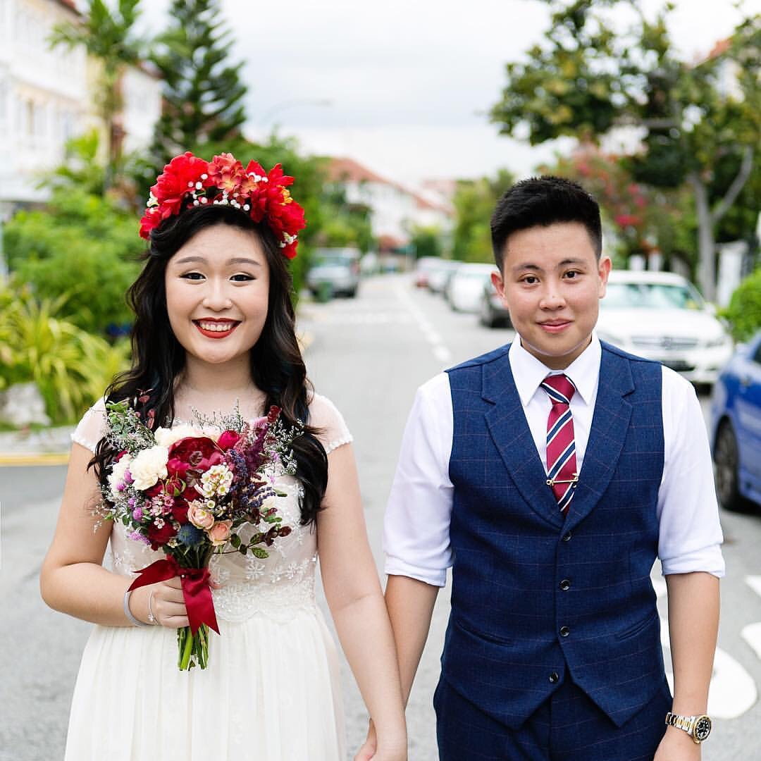Wedding Makeup Artist Singapore