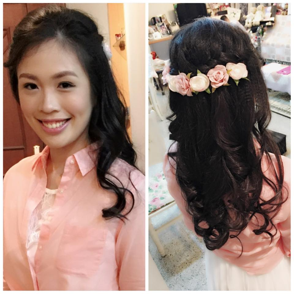 Wedding Makeup Artist Singapore TheLuckiestChick fidelis toh (11)