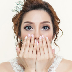 Wedding Makeup Artist Singapore TheLuckiestChick fidelis toh (8)